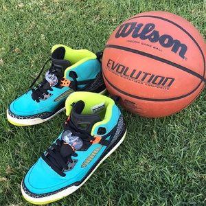 Air Jordan spizike Brooklyn Spike Lee boys sz 6.5